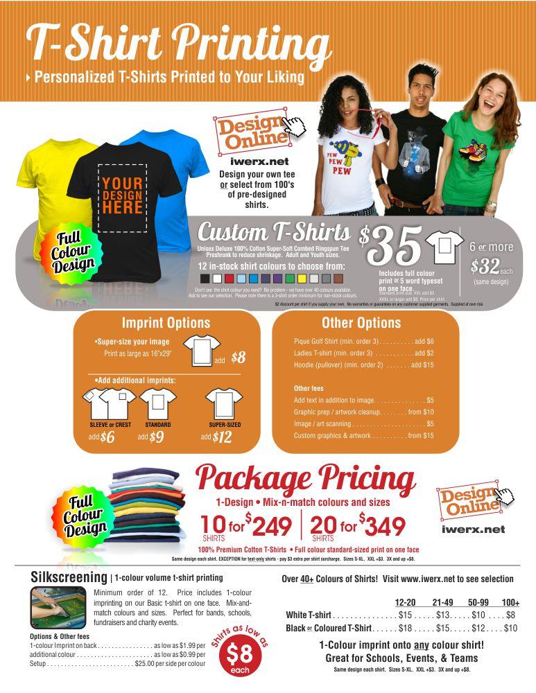 Advanced Imagewerx Custom T Shirt Printing Silkscreening